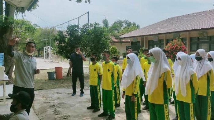 ISSI Kota Banda Aceh Seleksi Calon Atlet Balap Sepeda ke 9 Sekolah