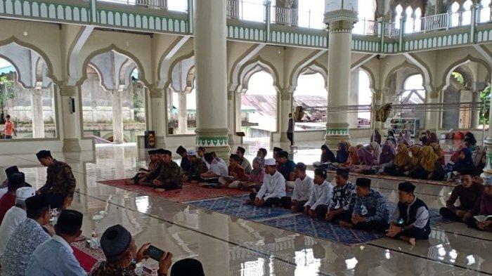 MTQ ke-35 Aceh Singkil, Kontingen Kecamatan Singkil Gelar Seleksi Tilawatil Quran