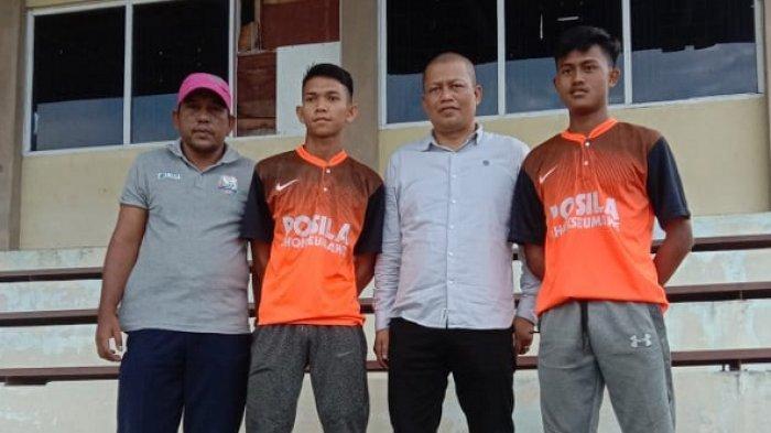 Dua Pemain Lhokseumawe Ikut Seleksi Tahap II Timnas Pelajar Kemenpora U-15, Jebolan Liga U-14 2019