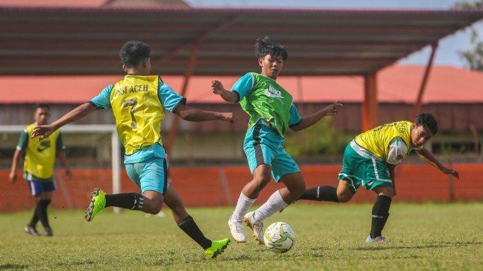 Persiraja dan BLiSPI Cari Bibit Pesepakbola Muda Aceh, Ini Nama-nama Pemain U-16 yang Lolos Seleksi