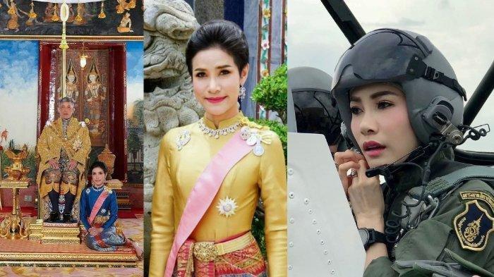 1.450 Foto Syur Selir Raja Thailand Bocor ke Publik, Ulah Siapa?