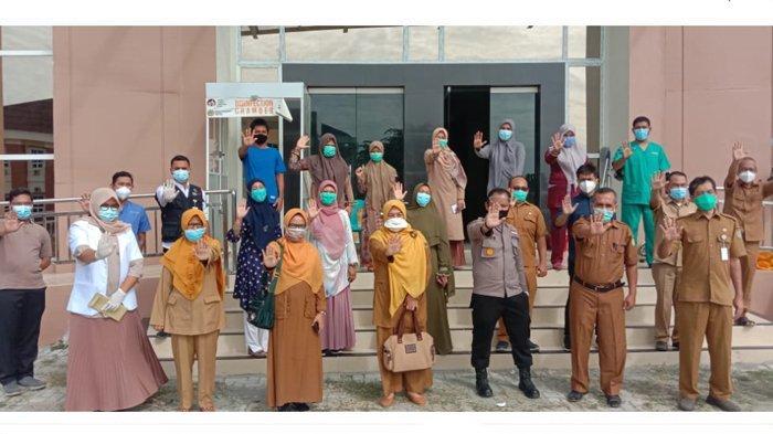 Seluruh Pasien Covid-19 di RSUD Meuraxa Sembuh, Termasuk Dua Dokter