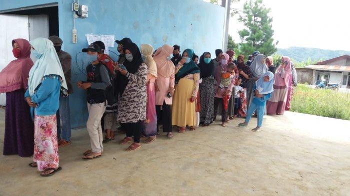 Pemkab Aceh Tengah Gelar Pasar Murah di Kecamatan Bintang