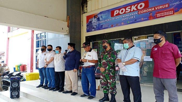 Pemerintah Salurkan Bantuan Sembako kepada Masyarakat Terimbas Pandemi Covid-19 di Gayo Lues