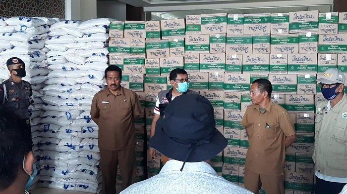 Pemkab Pidie Tunda Penyaluran Paket Sembako ke Geumpang dan Mane, Ini Sebabnya
