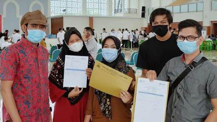 Antusiasme Masyarakat Aceh Menerima Vaksin Dosis I Masih Tinggi, Total 39.280 Orang Telah Divaksin