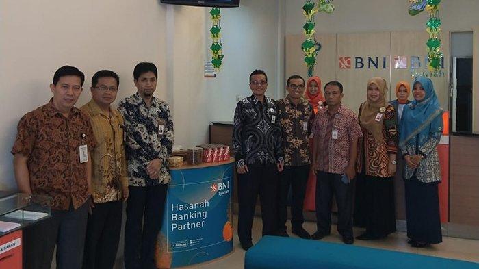 Kcp Bni Syariah Resmi Hadir Di 6 Kabupaten Kota Di Aceh Serambi Indonesia
