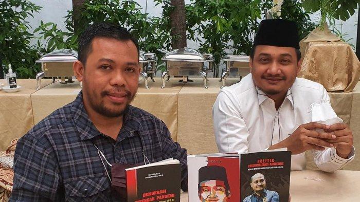 Tiga Buku Karya Senator Aceh Fachrul Razi Lahir di Masa Pandemi