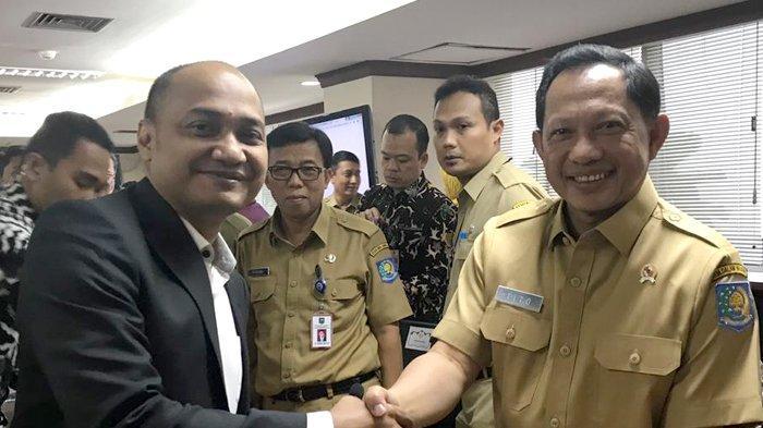Senator Fachrul Razi Berharap Persoalan Bendera Aceh Tuntas di Masa Mendagri Tito Karnavian