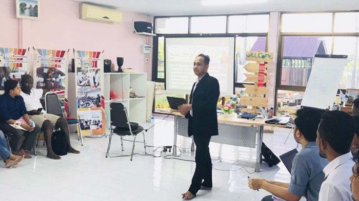 Senator Fachrul Razi Jadi Pembicara di Thailand, Ini yang Disampaikan Tentang Perdamaian Aceh