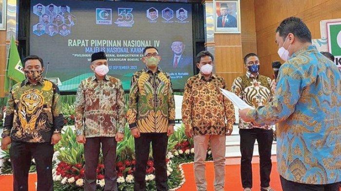 Pengurus MN KAHMI, Senator Aceh Fachrul Razi Dilantik jadi Pengurus MN KAHMI