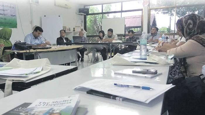 Senator Fachrul Razi Berbicara Perdamaian di Bangkok