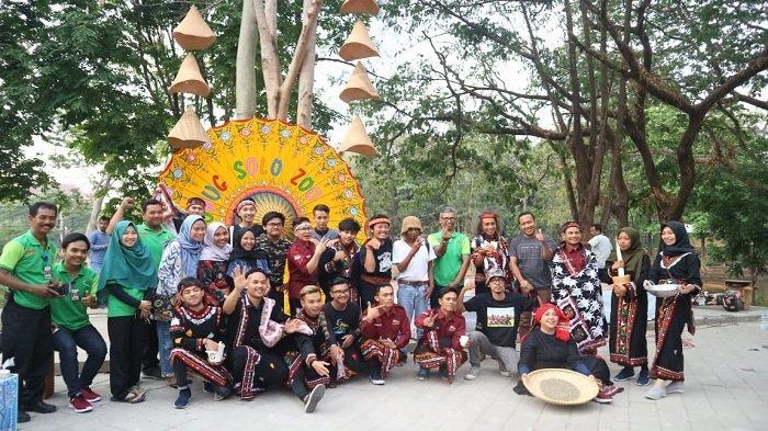 Seniman Gayo Suguhkan Seni Kopi di Yogyakarta