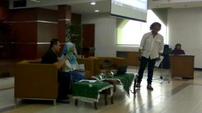 Syair Smong-Nandong Simeulue Dilantunkan di Uhamka Jakarta