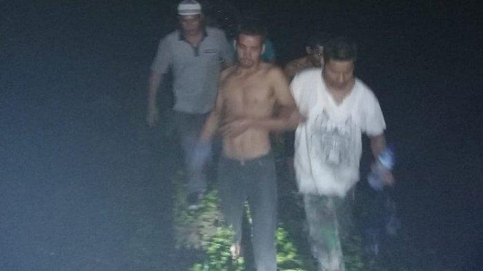 Air Bah Hanyutkan Dua Pencari Batu di Sungai Aceh Utara, Begini Kronologis dan Nasib Korban