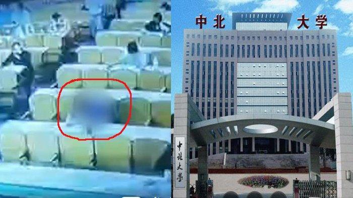 Ketahuan Menyontek Saat Ujian, Seorang Mahasiswa Cina Nekat Melompat dari Atas Gedung