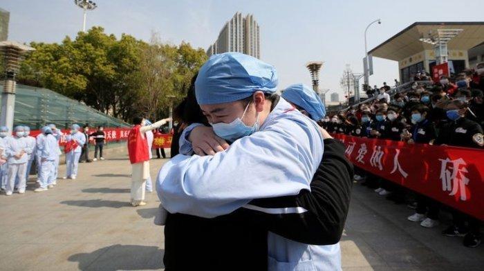 China Cabut Lockdown di Provinsi Hubei Wuhan, Wabah Virus Corona Mulai Mereda
