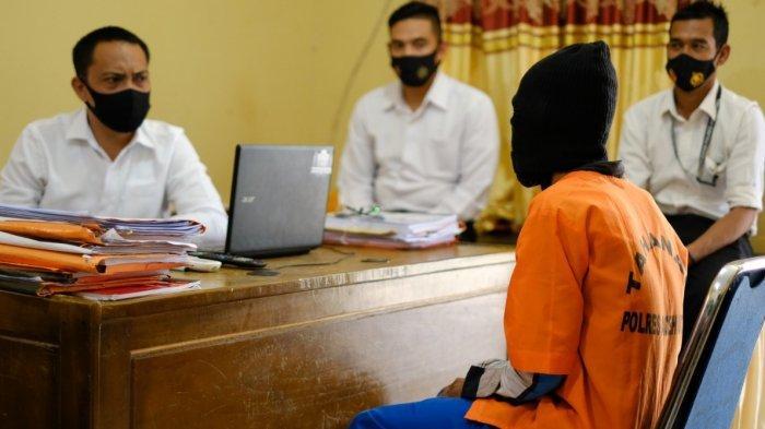 Rudapaksa  ABG, Seorang Duda di Aceh Utara Ditangkap Polisi