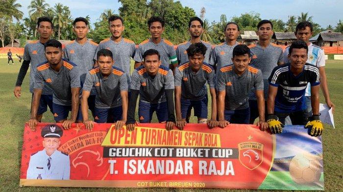Piala Keuchik Cot Buket Peusangan, PSGS Lolos ke Perempat Final