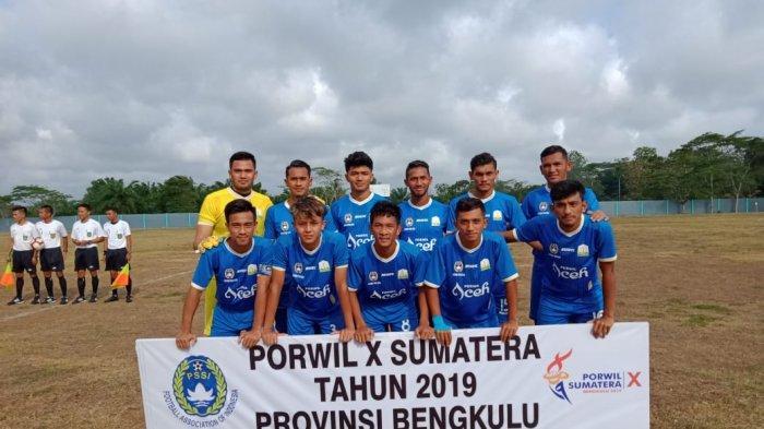 Lolos ke PON 2020 Papua, Ternyata Kunci Sukses Tim Sepakbola Porwil Aceh Tak Hanya Kuat di Lapangan