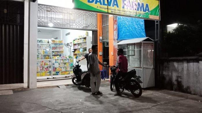 Suami Istri Ini Sedih, Malam Takbiran Satu Unit Sepeda Motor Raib di Aceh Barat