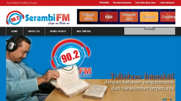 Serambi FM Tayang MTQ by Phone