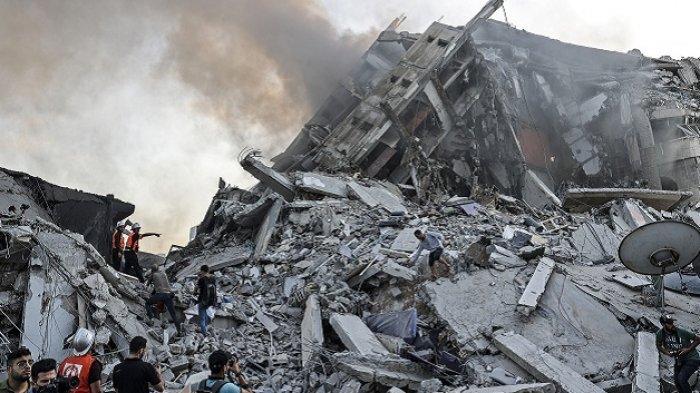 Militer Israel Tegaskan Jalur Gaza Harus Dihancurkan, Sebelum Gencatan Senjata Disepakati