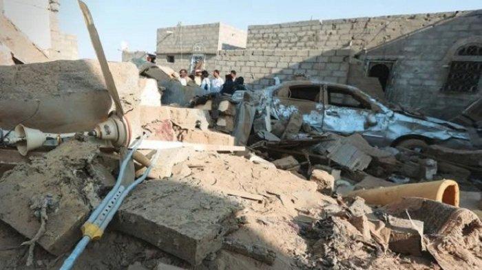 OKI Sebut Milisi Houthi Sebagai Penjahat Perang, Hujani Drone dan Rudal ke Arab Saudi Tanpa Henti