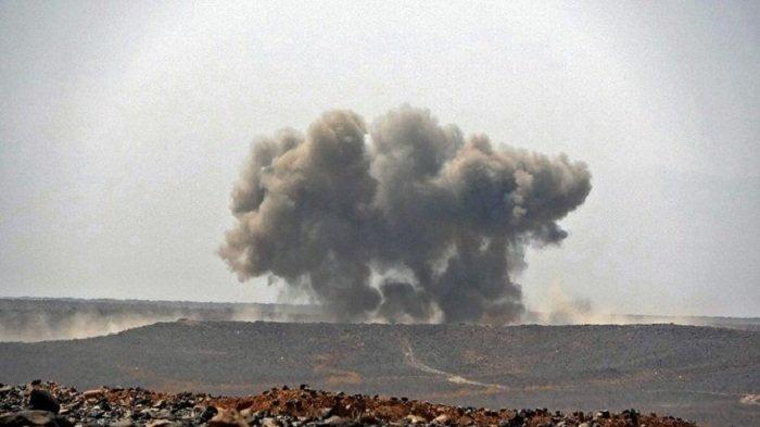 Seorang Pemimpin Senior Milisi Houthi Tewas Terkena Gempuran Arab Saudi di Marib