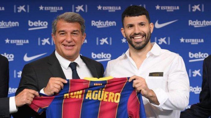 Kedatangan Aguero ke Barcelona Terselip Pro-Kontra, Partner Messi Ini Bisa Jadi Perusak Ruang Ganti