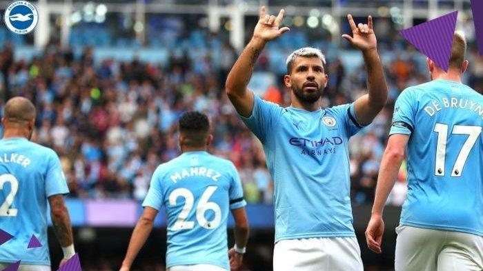 Bursa Transfer Musim Panas 2021 - Sergio Aguero Merapat ke Arsenal dengan Status tanpa Kontrak