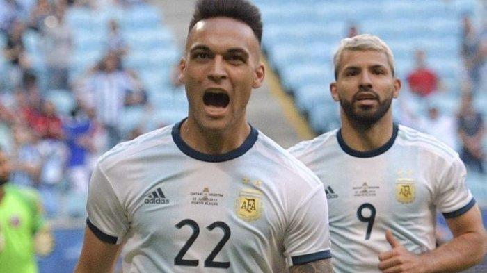 Hasil Copa America 2019- Kalahkan Qatar, Argentina Lolos dan Terhindar dari Brasil di Perempat Final