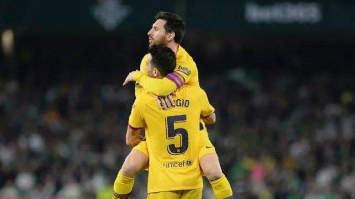 Sergio Busquets Masih Shock Atas Kepergian Lionel Messi dari Barcelona