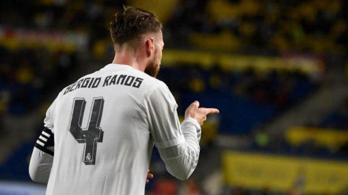 Luka Modric Resmi Perpanjang Kontrak Dengan Real Madrid, Nasib Sergio Ramos Masih Abu-abu