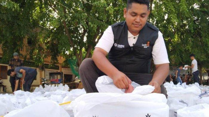 1.000 Paket Daging Kurban untuk Warga Kurang Mampu di Lhokseumawe hingga Pelosok Aceh Utara