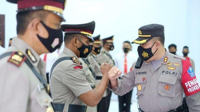 Ini Tiga Kepala Kepolisian Sektor Baru di Polres Aceh Utara