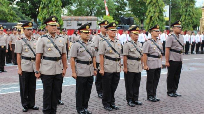 Ini Sejumlah Pejabat Baru Polresta Banda Aceh dan Jajaran, Mulai Kasat dan Kabag Hingga Kapolsek