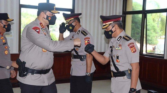Kapolda Aceh Lantik Karo SDM, Kapolres Aceh Timur, dan Kapolres Aceh Tengah Ini Nama-namanya