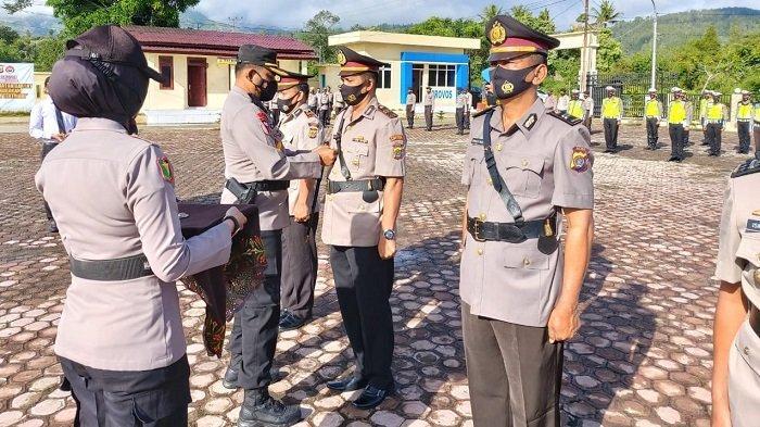 Empat Pejabat Perwira Polres Gayo Lues Dimutasi, Ini Nama dan Jabatannya