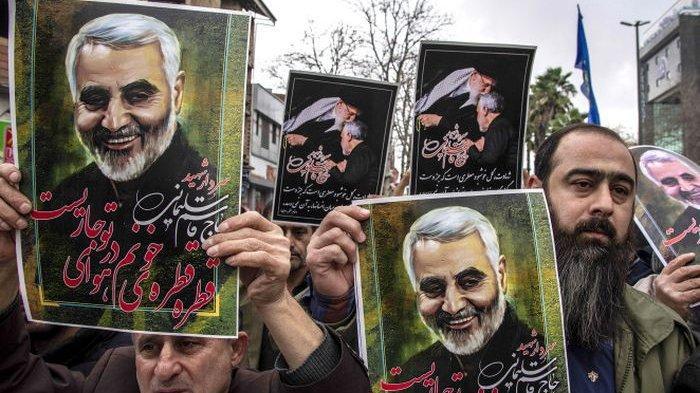 Pesan Qassem Soleimani Kepada Mantan Direktur CIA, Ternyata Ini Alasan AS Bunuh Jenderal Top Iran