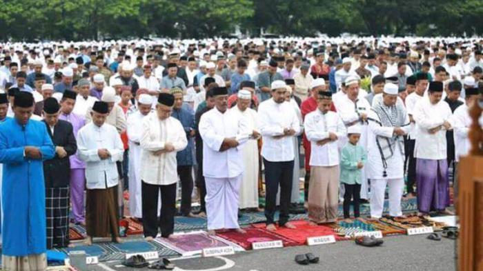 Niat dan Tata Cara Sholat Idul Adha 2018, 10 Dzulhijjah 1439 Hijriyah