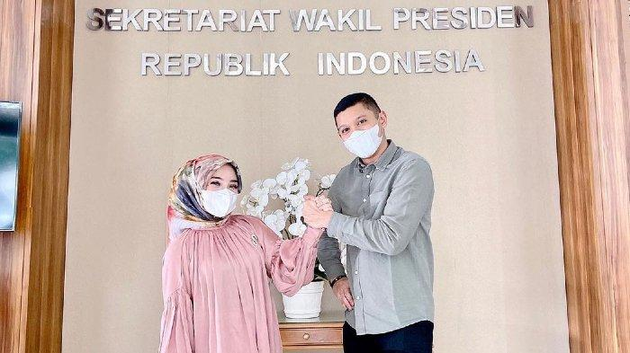 Ingat Kakak Herlin Kenza? Perempuan Aceh Shella Saukia Ini Diundang Sekretariat Wapres, Ada Apa?