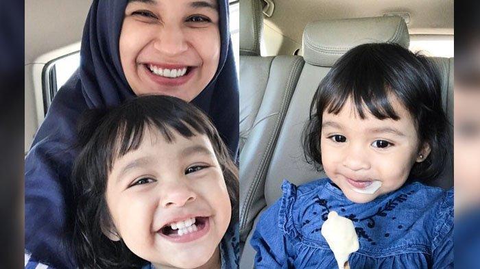 Shireen Sungkar Sedih,  Anak Bungsunya  Alami Speech Delay, Kini Sedang Jalani Terapi