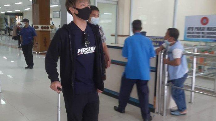 Resmi, Gelandang Jepang Eks Yangon United Gabung Persiraja Banda Aceh