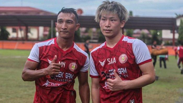 Shori Murata, Gelandang Asing Persiraja asal Jepang Ternyata Pernah Raih Juara di Tiga Negara