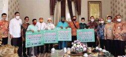 Bantuan Rp 1,5 Miliar untuk Pembangunan Masjid dan Bantu Perekonomian Masyarakat