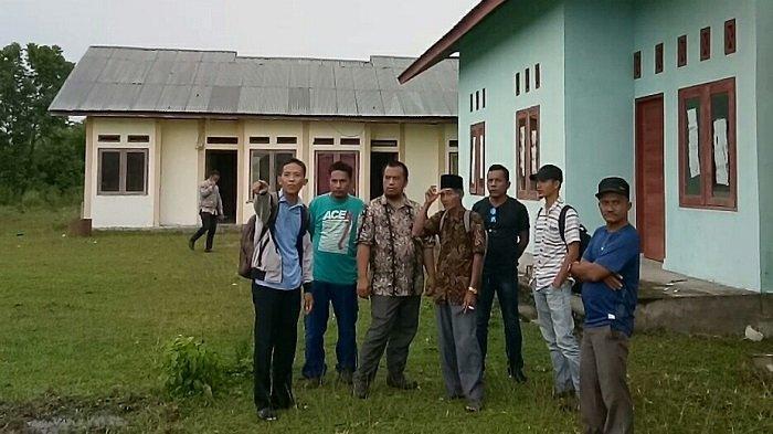 Jumlah Siswa Merosot, Kacab Dinas Pendidikan Aceh Wilayah Aceh Singkil Sidak ke SMK Kuala Baru