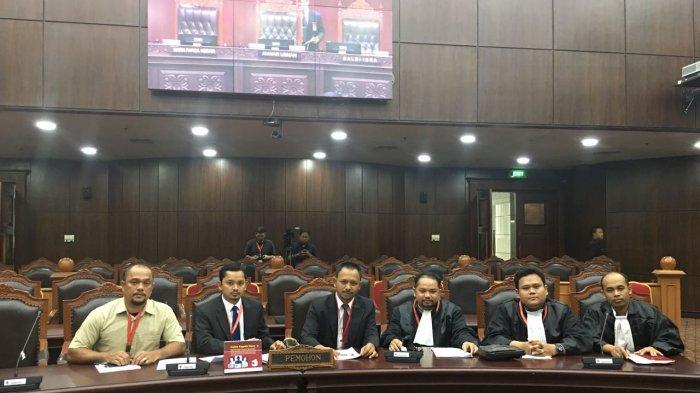 Tambahan Dua pemohon Dari Pidie Jaya, Aceh Utara dan Tiga Pasal dalam Judicial UU Pemilu di MK