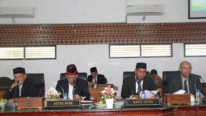 DPRK Aceh Besar Apresiasi Predikat WTP ke Tujuh Kali