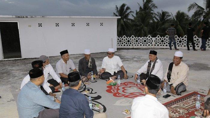 Hilal tidak Terlihat, Pemkab Aceh Barat Tetap Umumkan 1 Ramadhan 1442 H Jatuh pada Selasa Besok